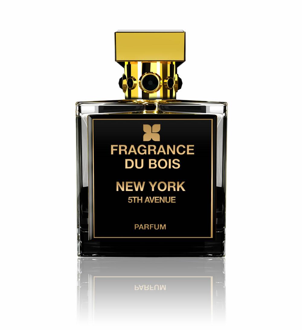 Fragrance du Bois - New York 5th Avenue - Fashion Capital - Parfum 100 ml