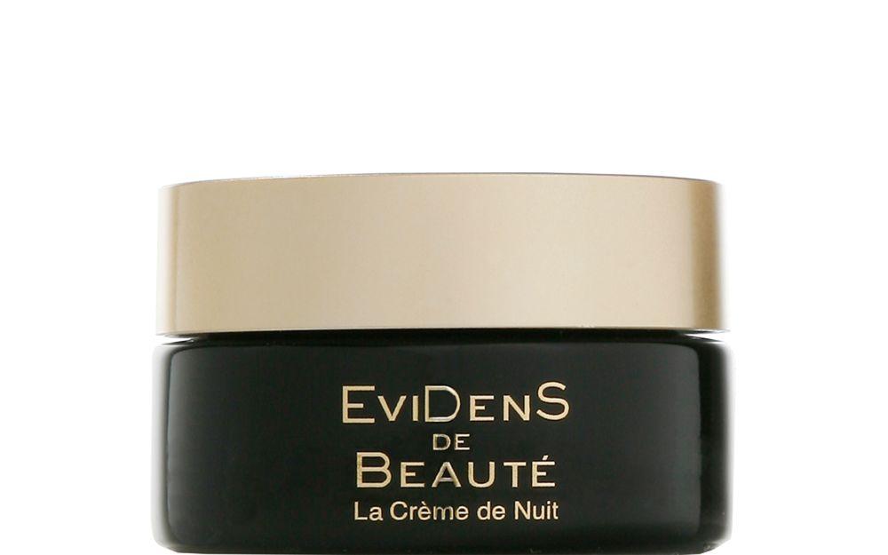 Evidens de Beauté - Night Moisturizer 50 ml - Nachtpflege