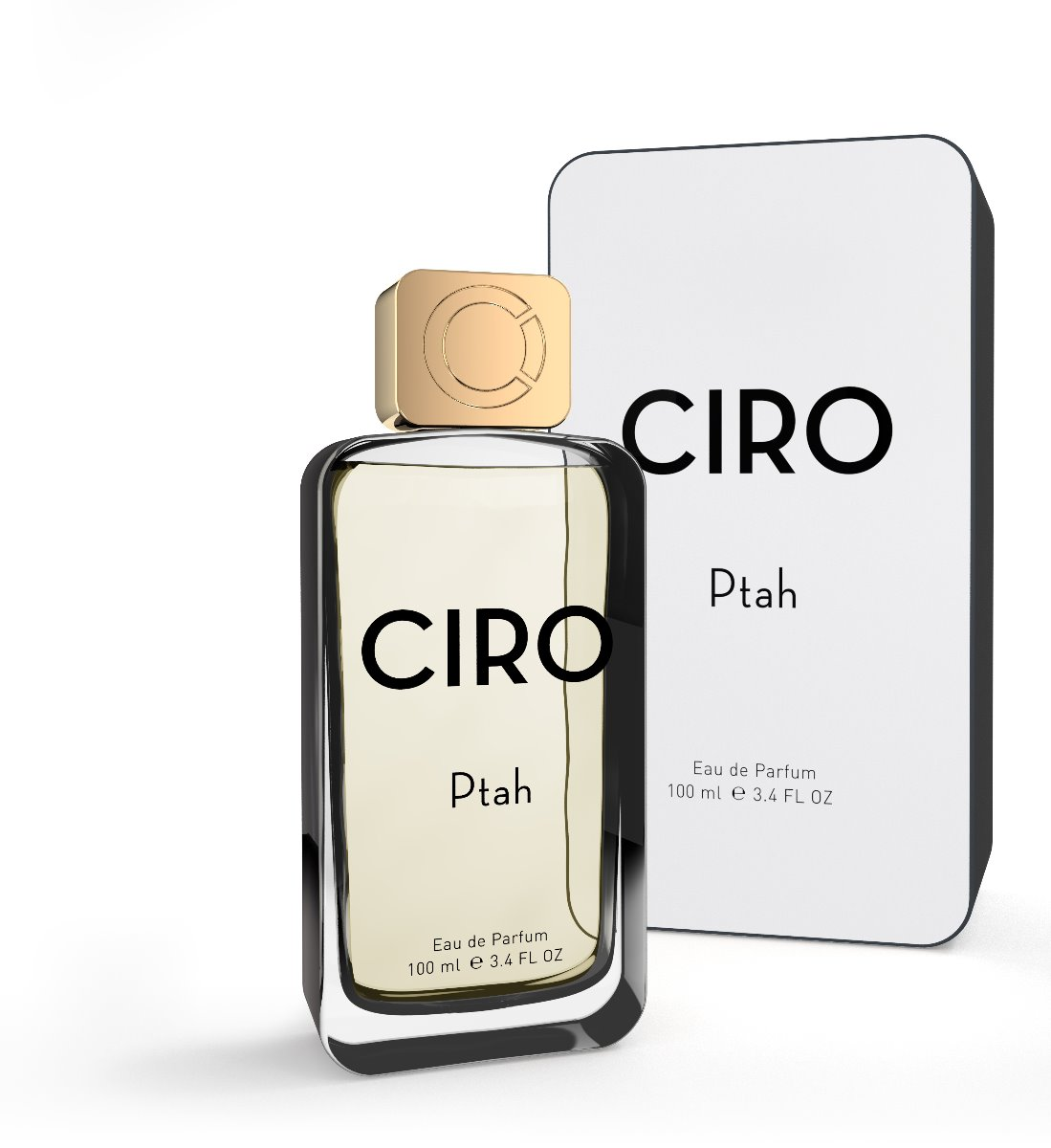 Ciro Parfums – Ptah – Eau de Parfum 100 ml