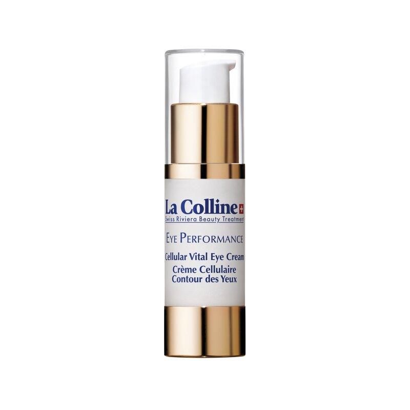 La Colline - Cellular Vital Eye Cream 15 ml - Eye Performance