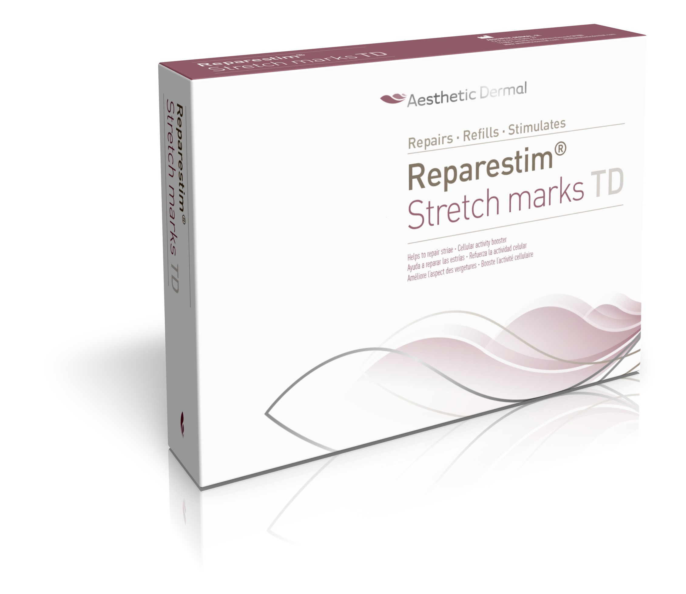 Aesthetic Dermal - ReparestimTD StretchMarks