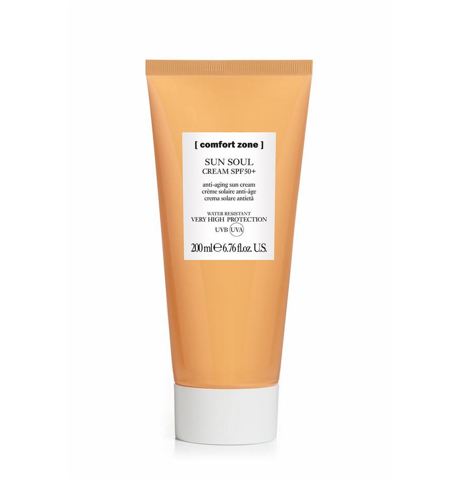Comfort Zone - Sun Soul Face & Body Cream SPF 50+ - Sonnencreme