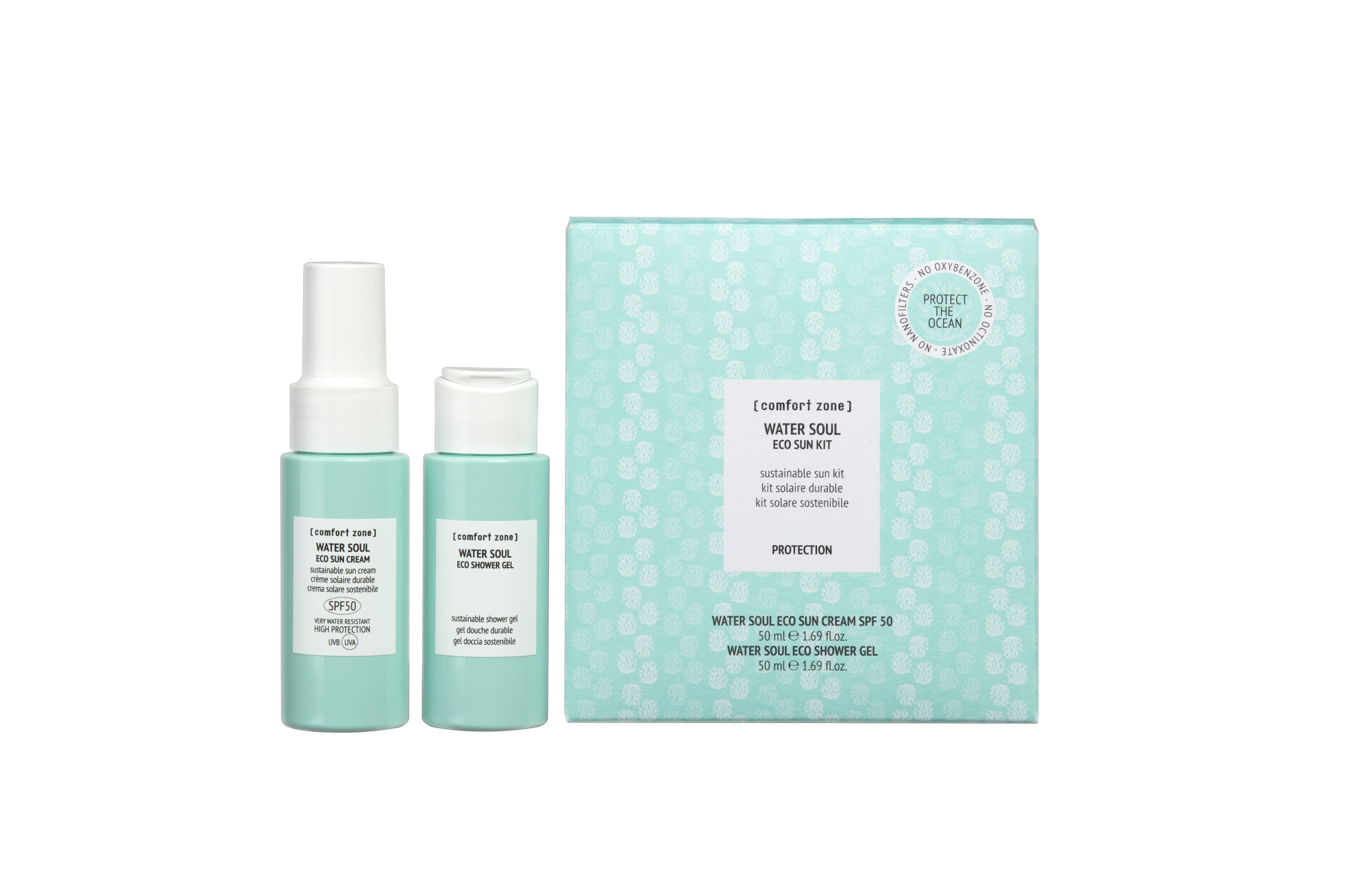 Comfort Zone - Water Soul Kit - Hautpflege -Set