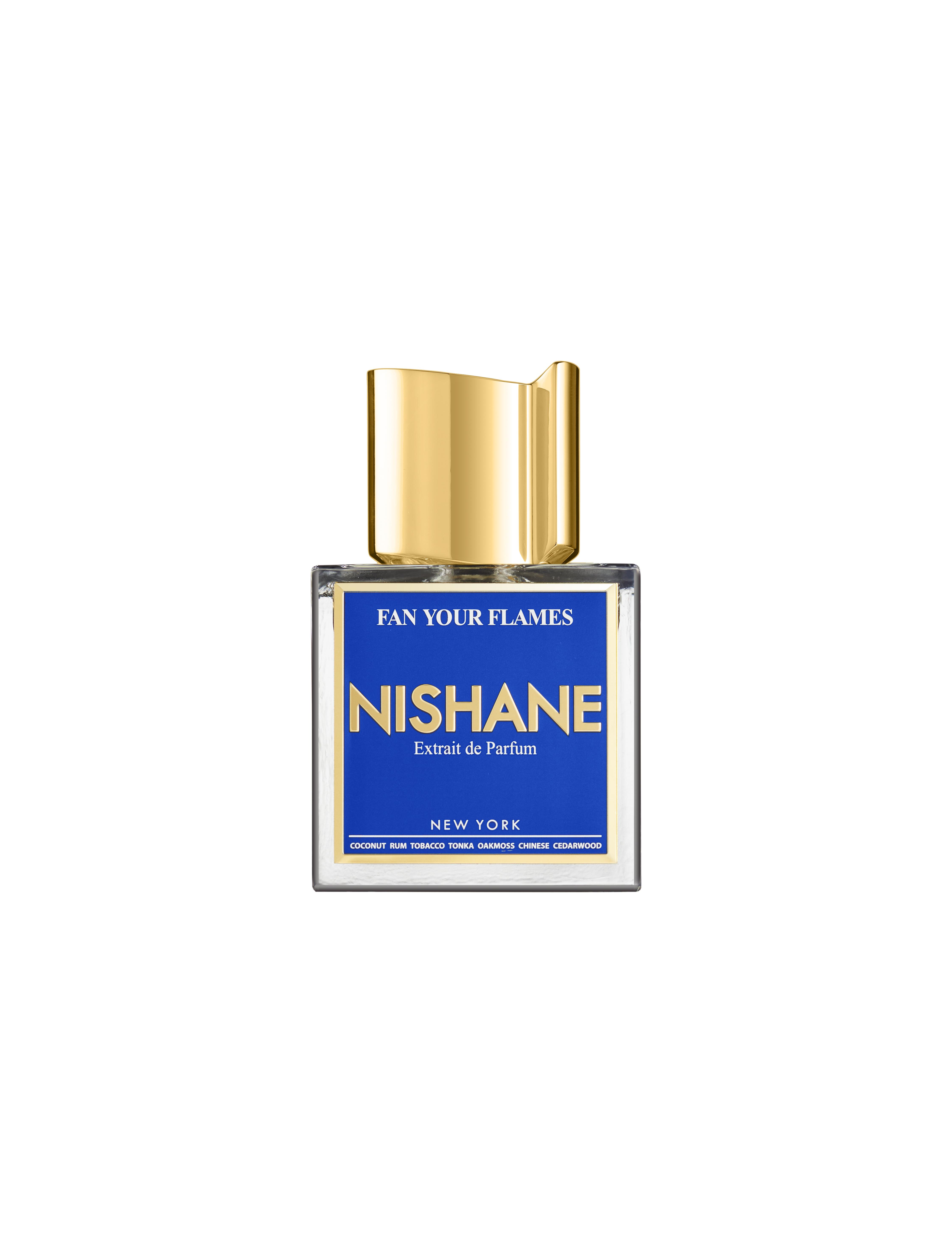 Nishane - Fan Your Flames - Extrait de Parfum 100 ml