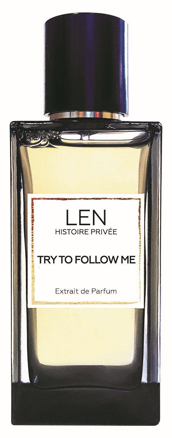 LEN Fragrance - Try To Follow Me - Histoire Privee - Extrait de Parfum 100 ml