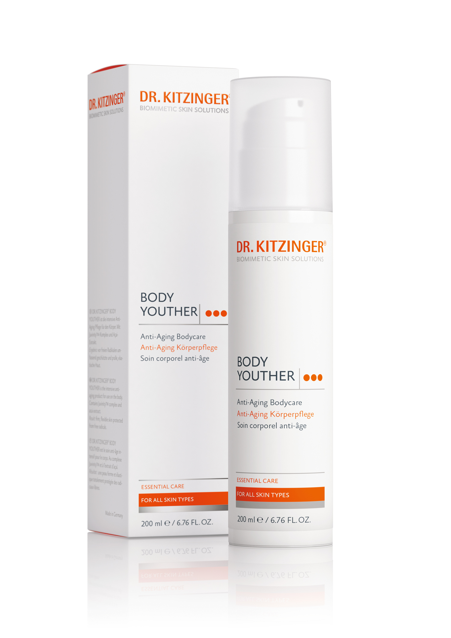 Dr. Kitzinger - Body Youther - Body Anti-Aging Creme 200 ml