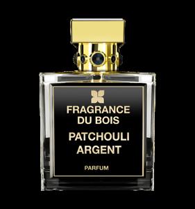 Fragrance du Bois – Patchouli Argent - Natures Treasures Kollektion - 100 ml Parfum