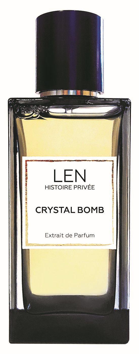 LEN Fragrance - Chrystal Bomb - Histoire Privee - Extrait de Parfum 100 ml