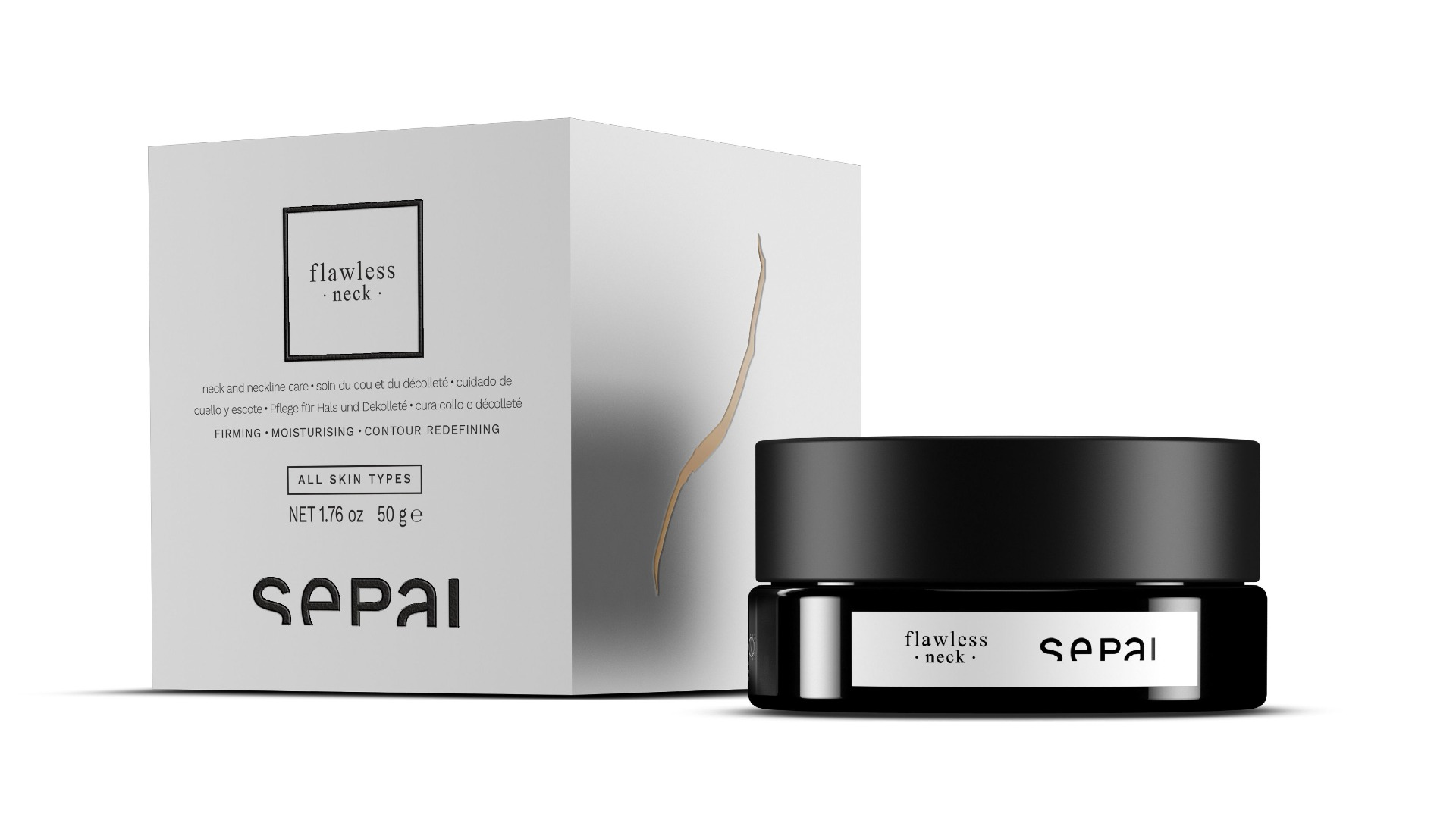 Sepai - Flawless Neck - Neck and Neckline Treatment - 50 g