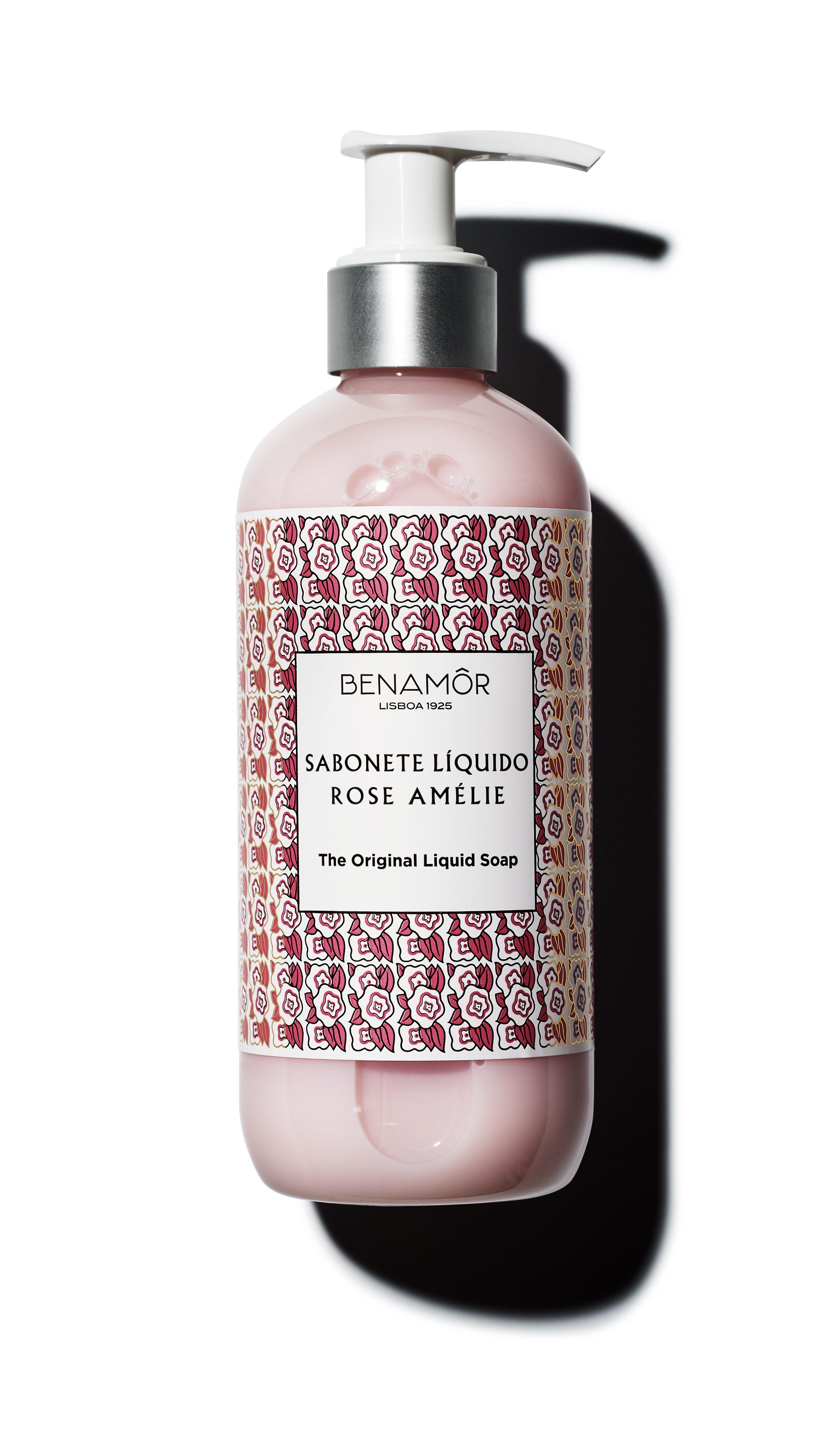 Benamôr – Liquid Soap – Rose Amélie – 300 ml