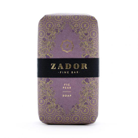 Zador – Fig Pear - Seife – 160 g