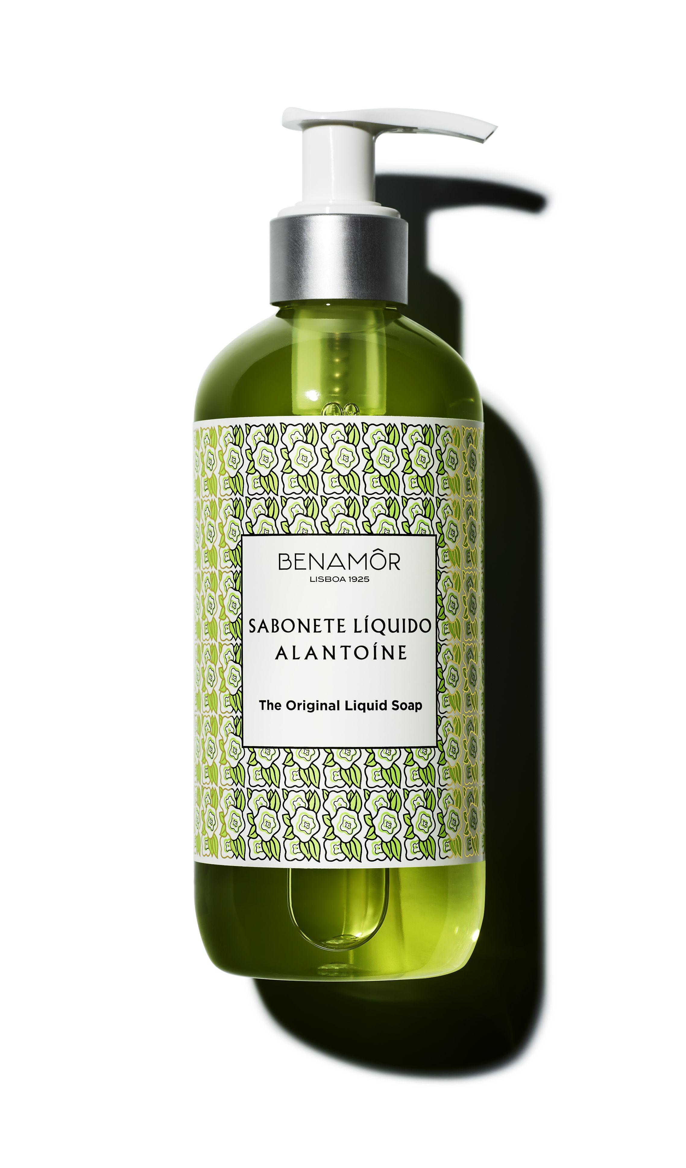 Benamôr – Liquid Soap – Alantoíne – 300 ml