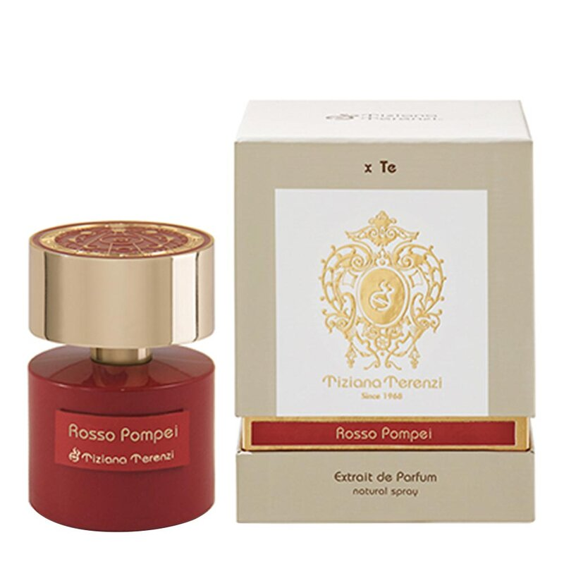 Tiziana Terenzi - Rosso Pompei - Extrait de Parfum 100 ml