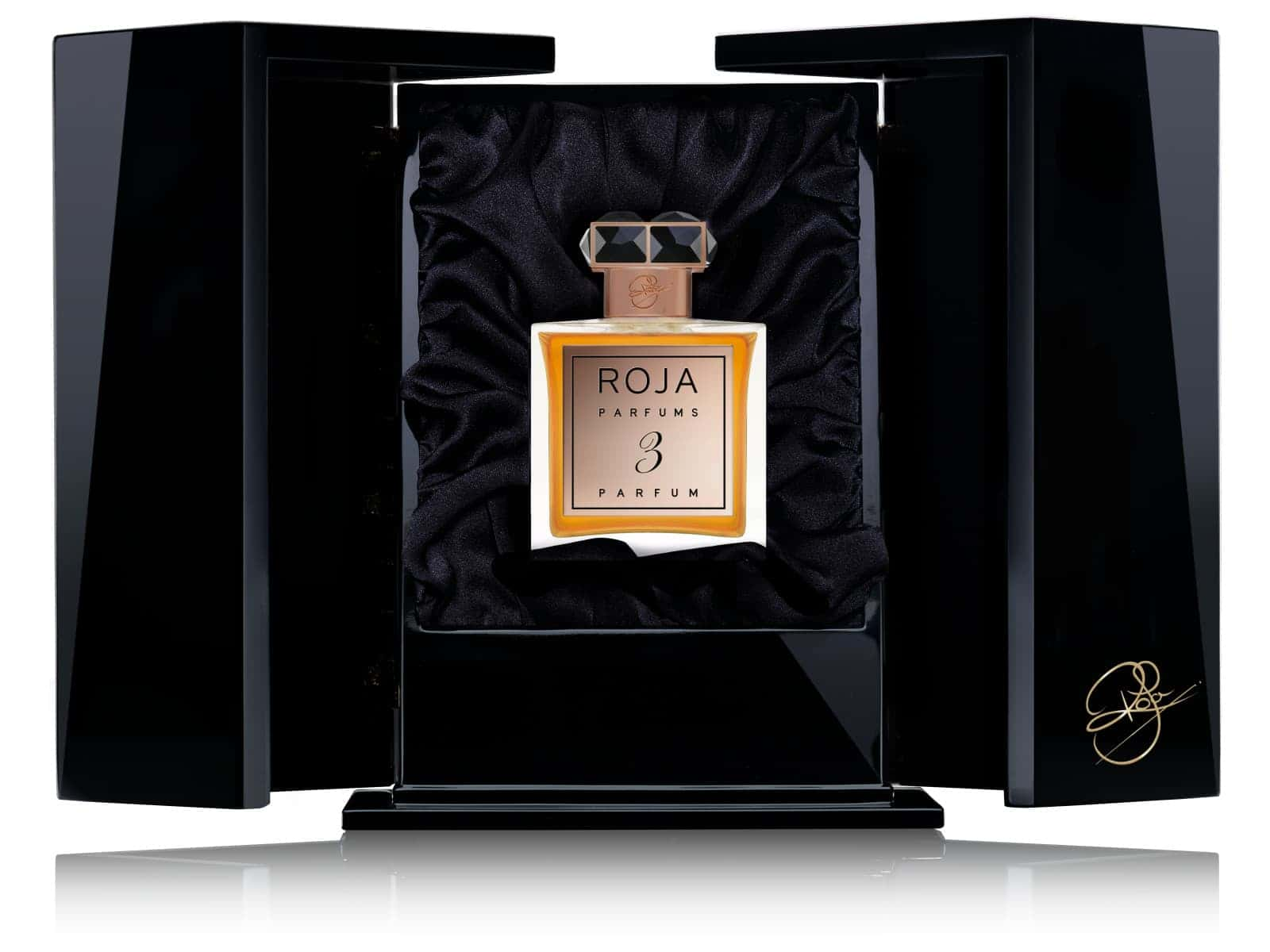 Roja Parfums - Parfum de la Nuit 3 - Extrait de Parfum - Design