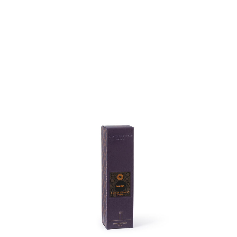 Locherber Milano – Banksia – Diffusor - Raumduft - Spray 100 ml