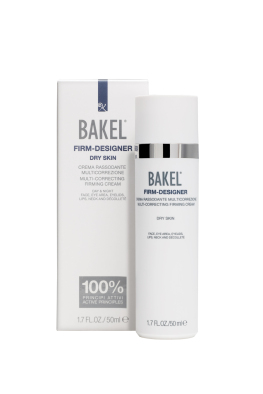 Bakel - Firm-Designer Dry Skin - Straffende Creme Multi-Korrektion - 50 ml