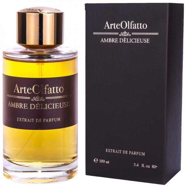 ArteOlfatto – Ambre Dèlicieuse - Extrait de Parfum - 100 ml