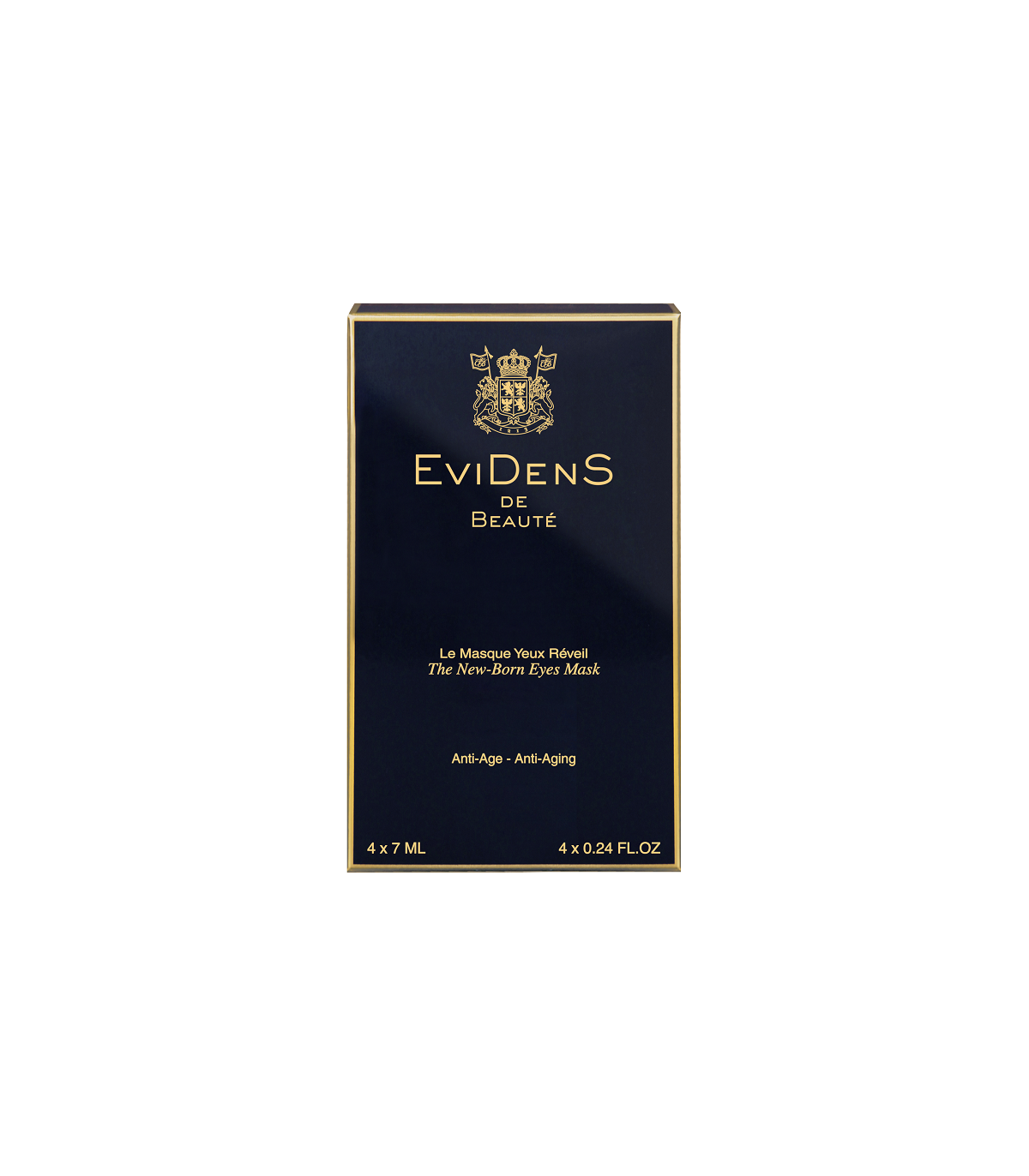EviDenS de Beauté - Le Masque Yeux Réveil - Augenmaske