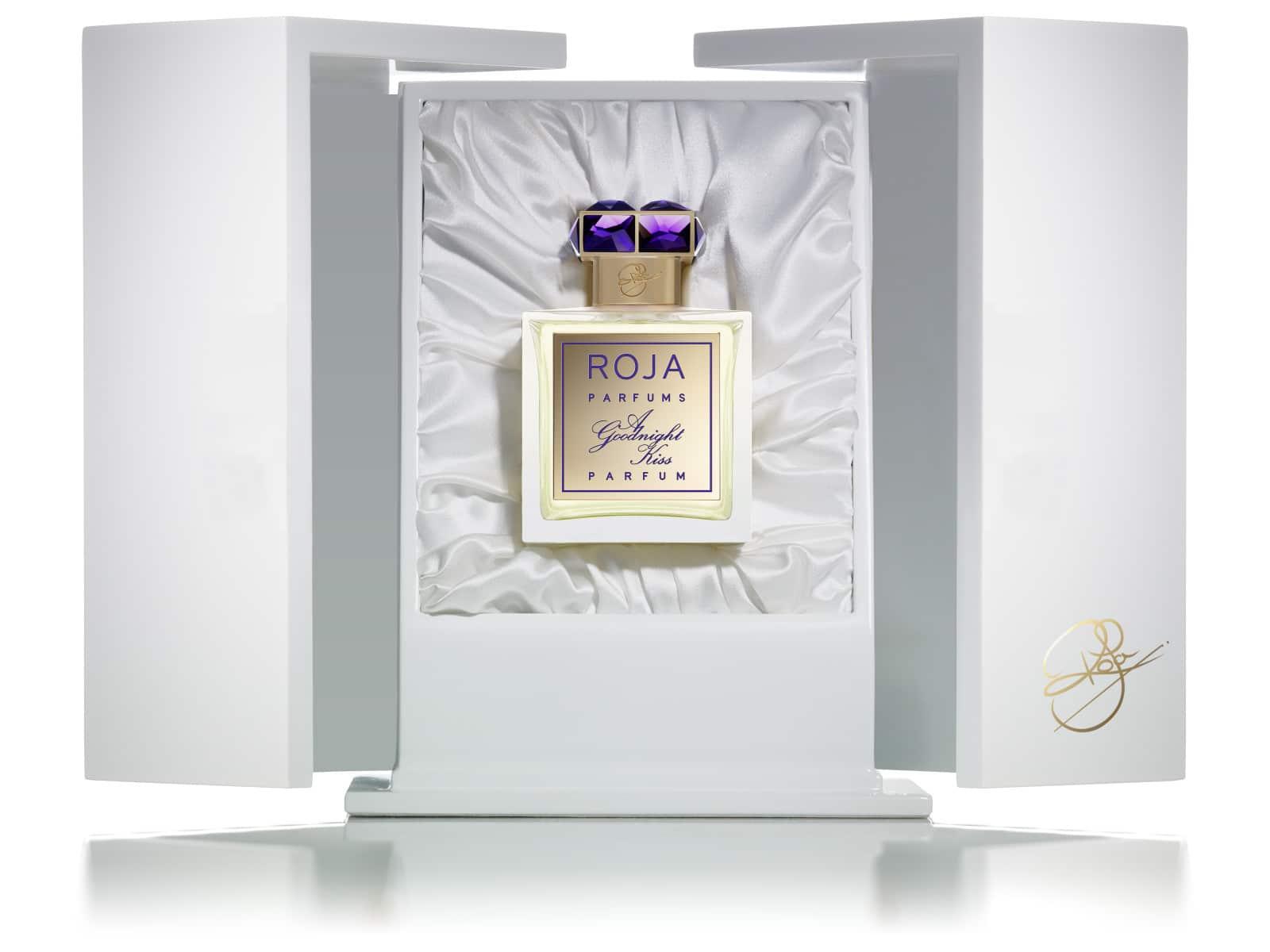 Roja Parfums - A Goodnight Kiss - Extrait de Parfum - Design