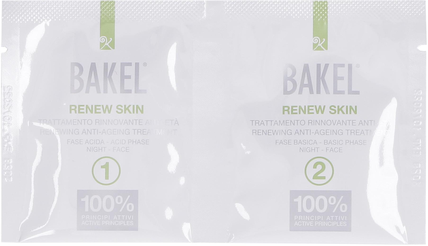 Bakel - Renew Skin - Gesichtspeeling Pads 30 St.