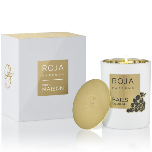 Roja Parfums – Baies de Suisse - Duftkerze - 300 g