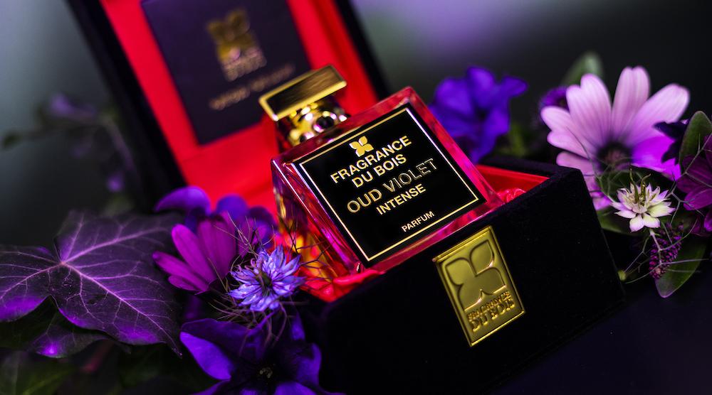 Fragrance du Bois - Oud Violet Intense 100 ml - Parfum