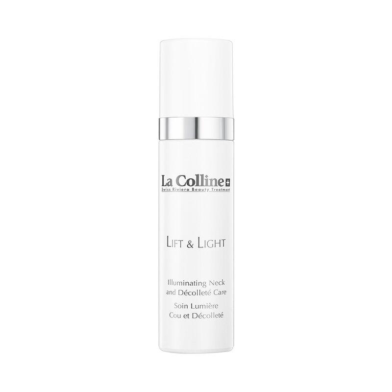 La Colline - Global Illuminating Neck & Decollete Cream 50 ml - Lift & Light