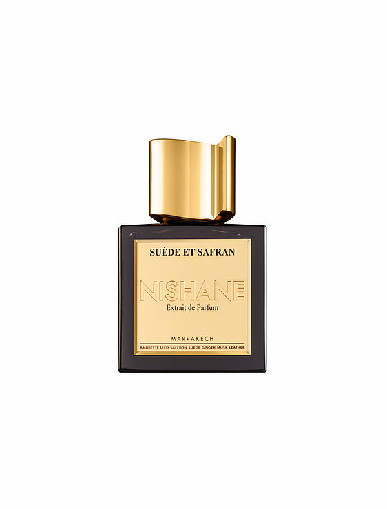 Nishane - Suède et Safran - Extrait de Parfum 50 ml