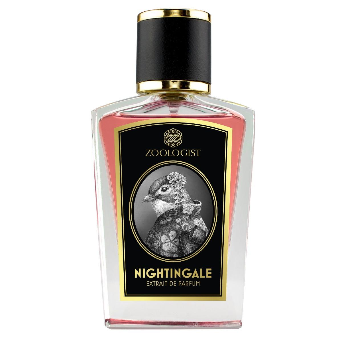 Zoologist Perfumes – Nightingale – Extrait de Parfum 60 ml