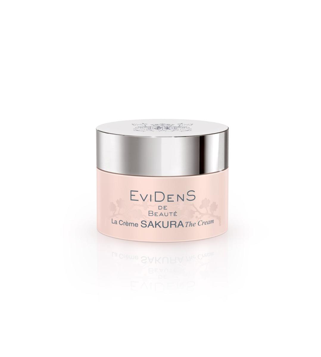 EviDenS de Beauté – The Sakura Saho -  Cream – 50 ml