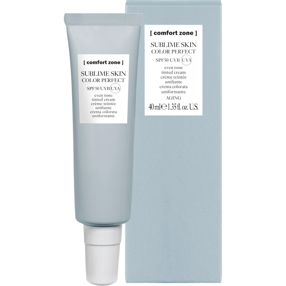 Comfort Zone - Sublime Skin Color Perfect 40 ml - Gesichtscreme