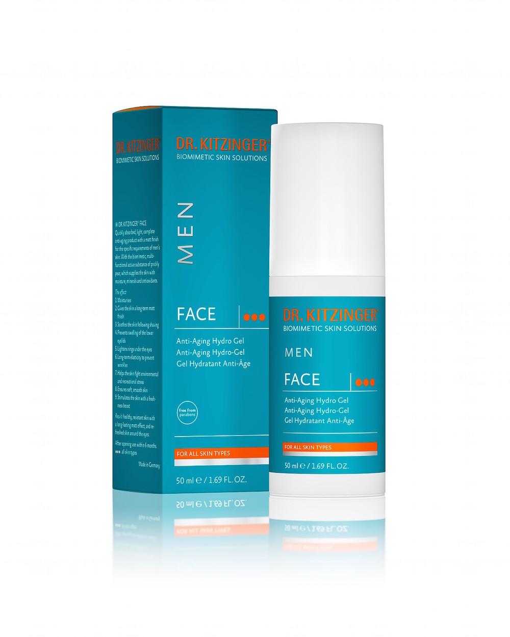 Dr. Kitzinger - Face - Anti-Aging Hydro Gel Gesichtspflege 50 ml