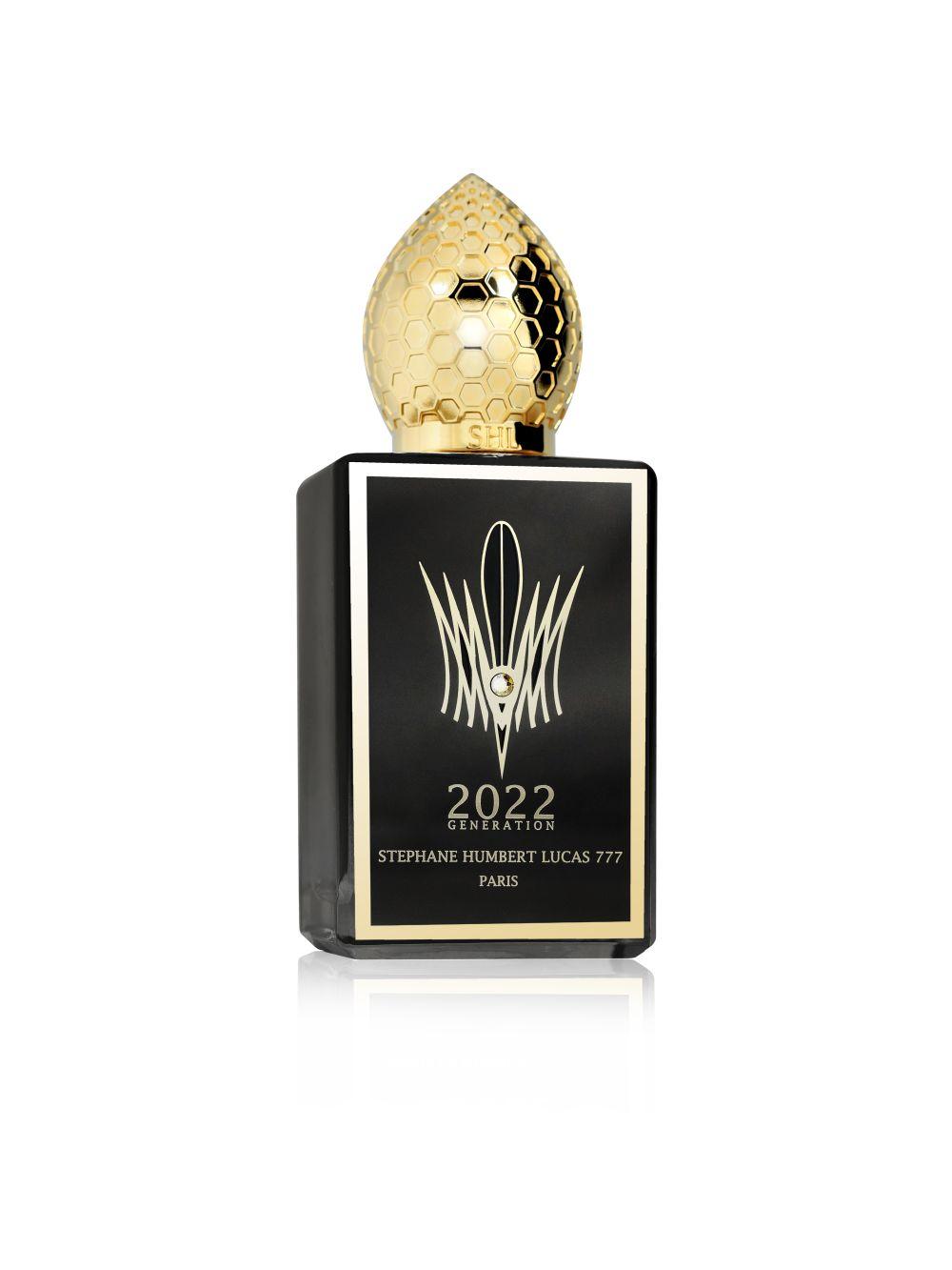 Stéphane Humbert Lucas 777 – 2022 Generation Black - Eau de Parfum 50 ml