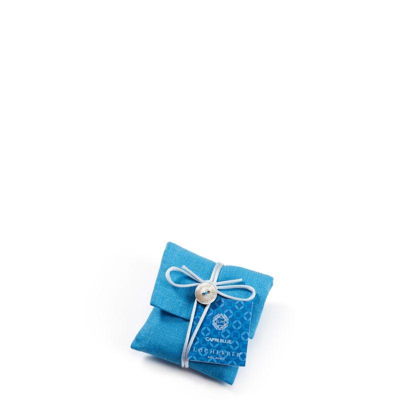 Locherber Leinen Duftsäckchen – Capri Blue