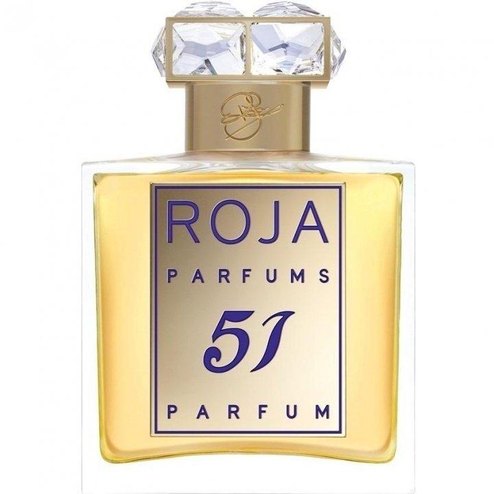 Roja Parfums - 51 - Pour Femme Parfum - 50 ml