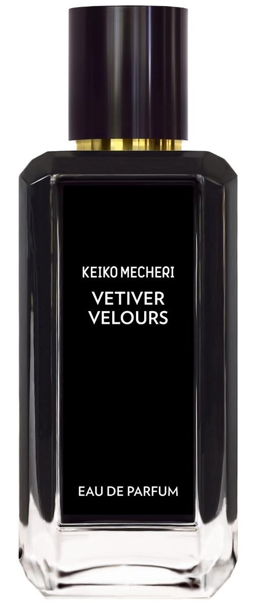 Keiko Mecheri – Vetiver Velours - Les Merveilles Collection – EDP 100 ml