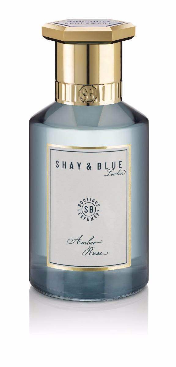 Shay & Blue – Amber Rose – Eau de Parfum 100 ml