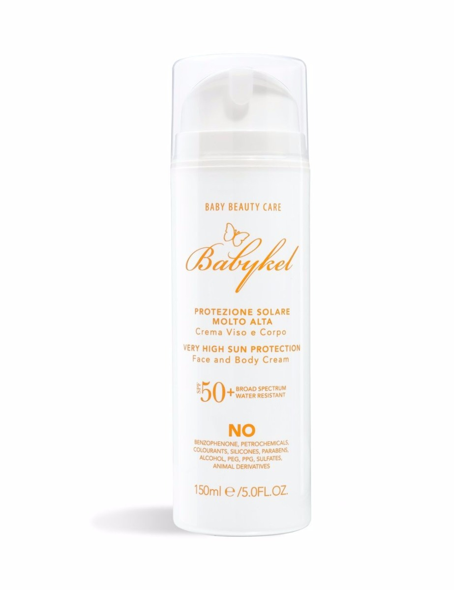 Babykel - Very High Sun Protection 50+ - 200 ml