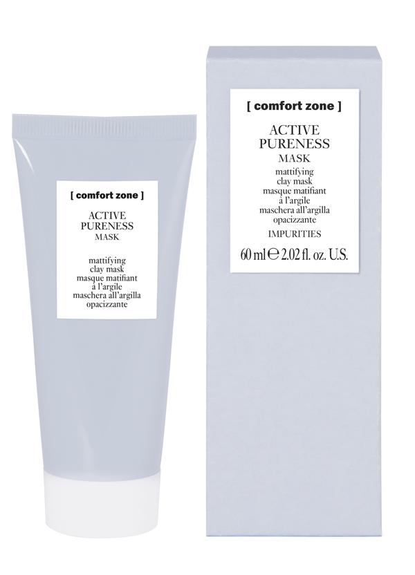 Comfort Zone - Active Pureness Mask - Gesichtsmaske
