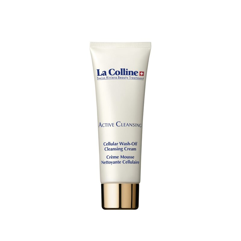 La Colline - Cellular Wash-off Cleansing Cream 125 ml -  Active Cleansing