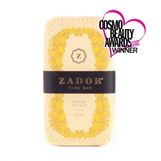 Zador – Mango Orange - Seife – 160 g