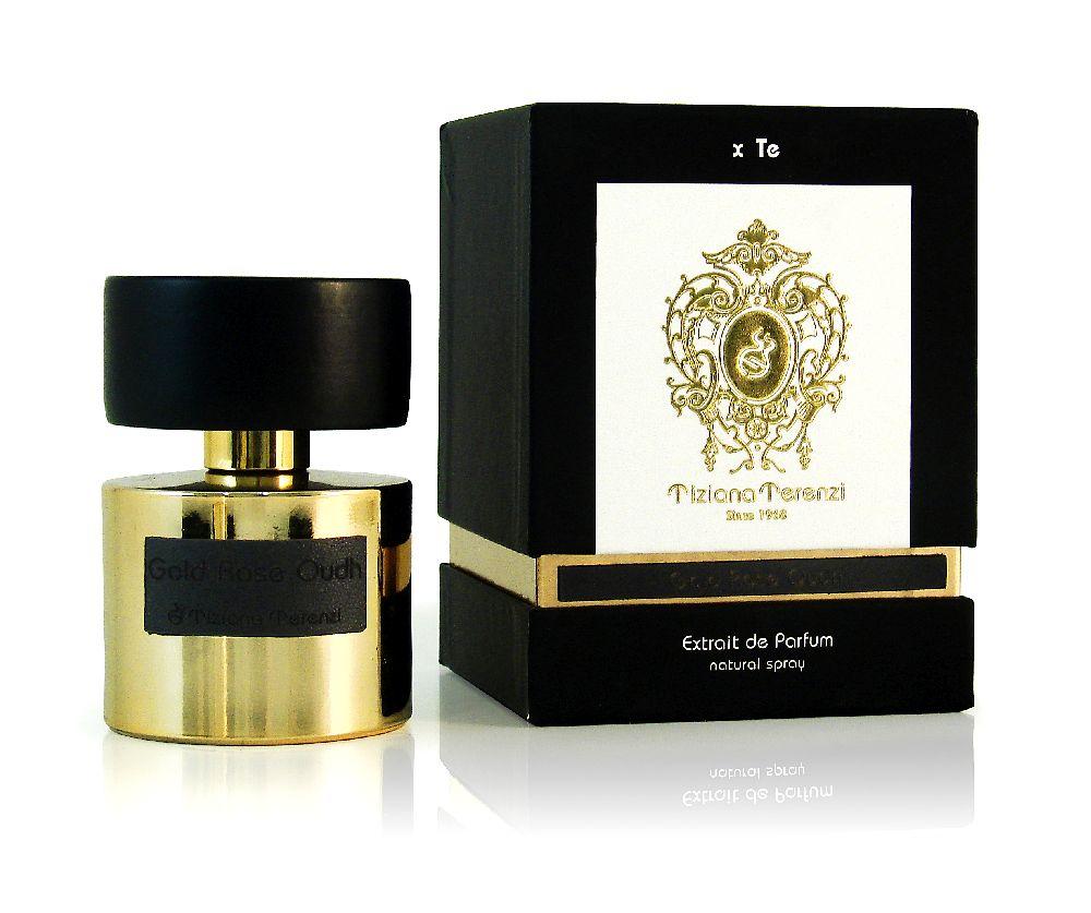 Tiziana Terenzi - Gold Rose Oudh - Extrait de Parfum 100 ml