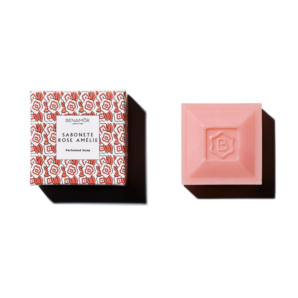 Benamòr - Rose Amèlie - Seife 100 g