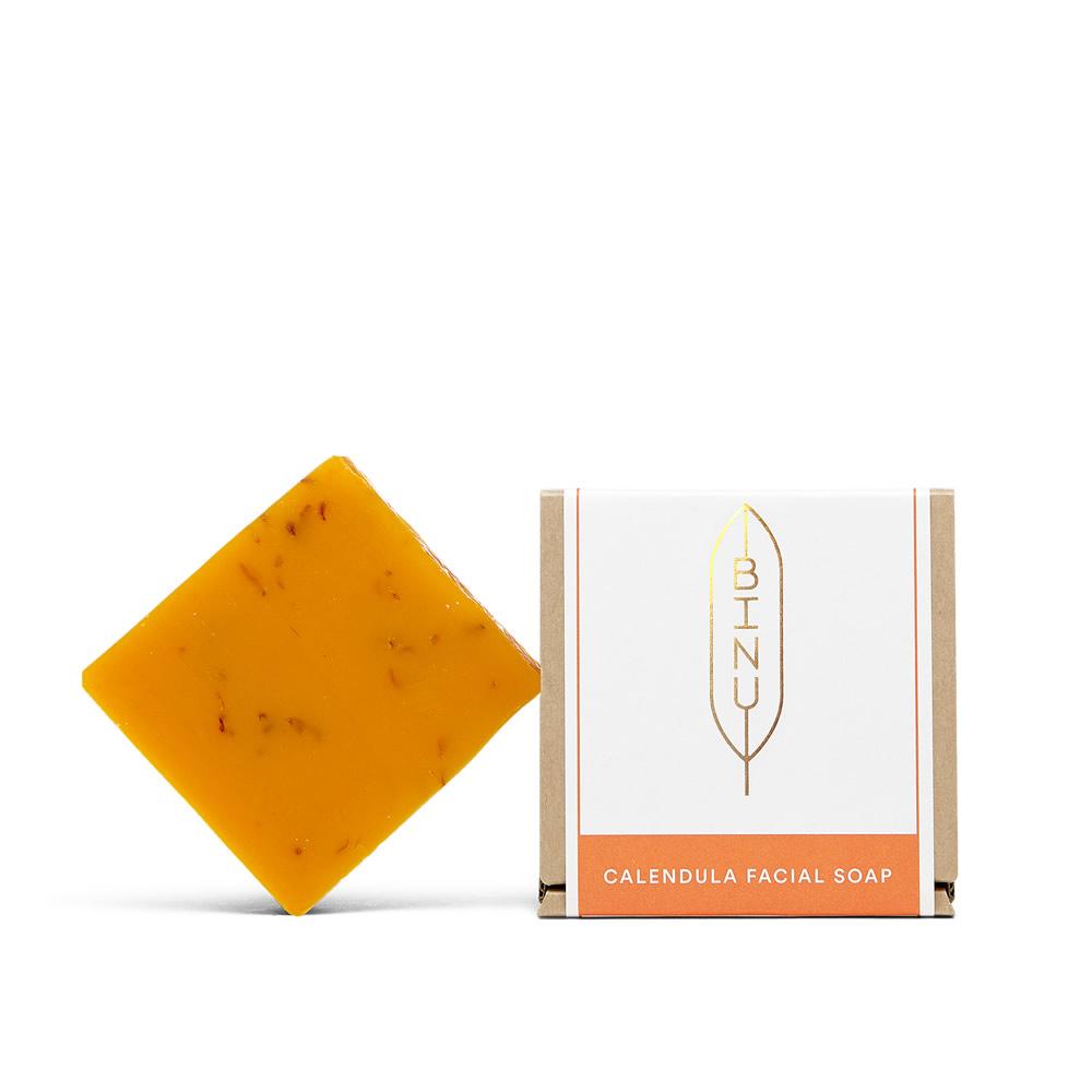 Binu - Calendula Facial Soap - 100 g