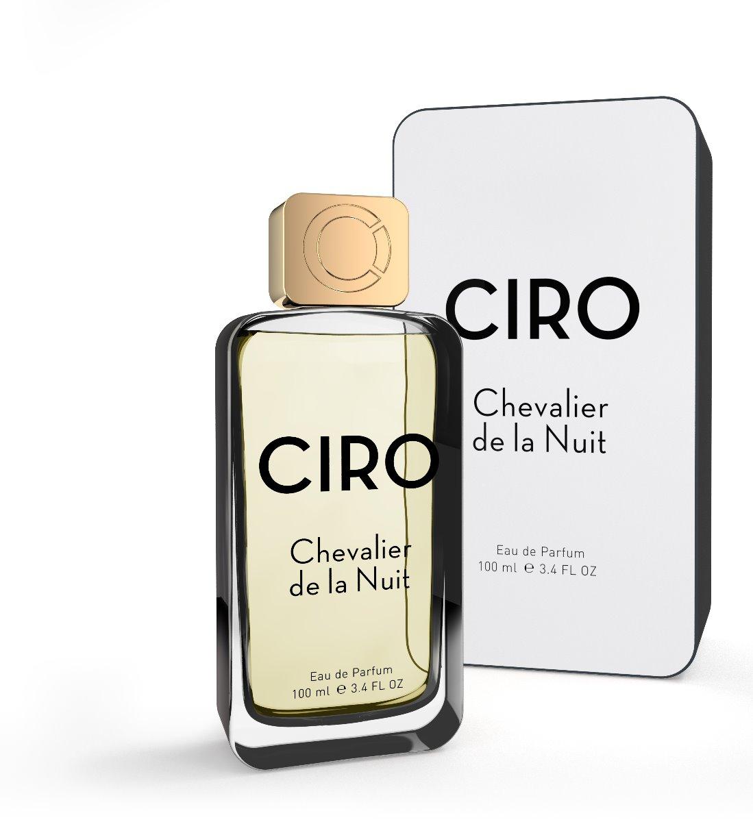 Ciro Parfums – Chevalier de la Nuit - Eau de Parfum 100 ml