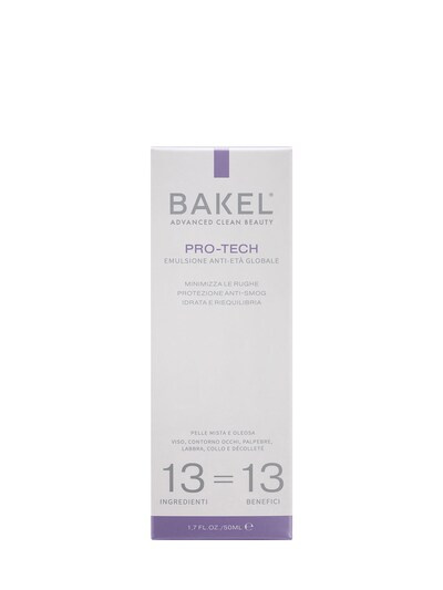 Bakel - Pro-Tech - Anti-Aging Emulsion 50 ml