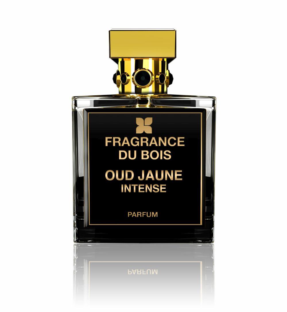 Fragrance du Bois – Oud Jaune Intense - Parfum 100ml  - Shades du Bois Kollektion