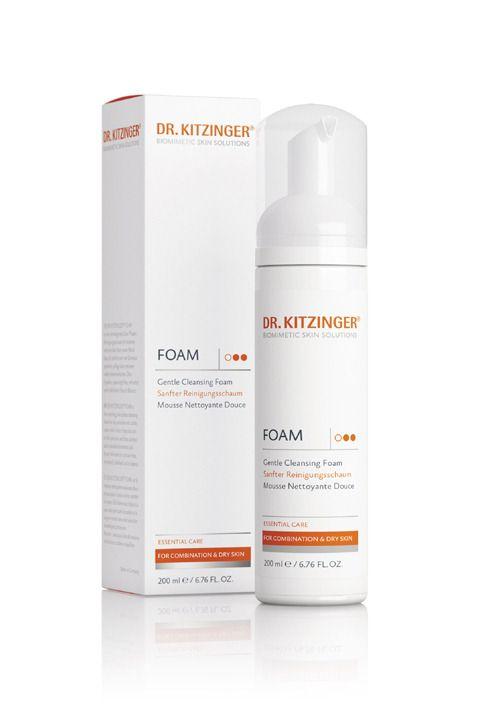Dr. Kitzinger - Foam  200 ml -  2 Phasen Reinigung