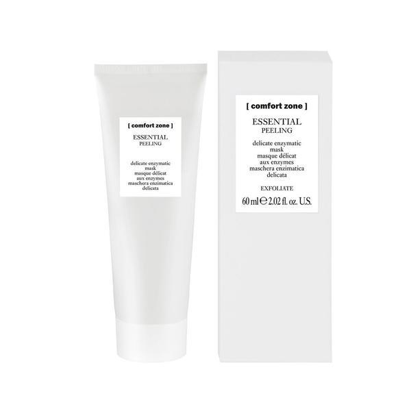Comfort Zone – Peeling – sanfte, enzymatische Maske – Essential Home Care – 60 ml