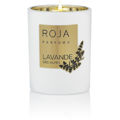 Roja Parfums – Lavande des Alpes - Duftkerze - 300 g